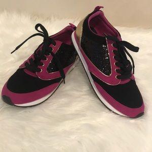 Juicy Couture Corin Fuchsia Sneakers